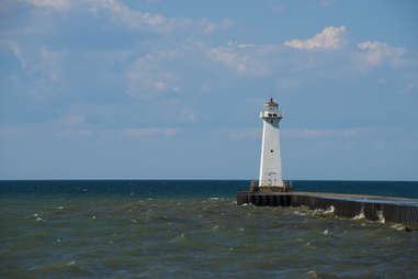 sodus lighthouse
