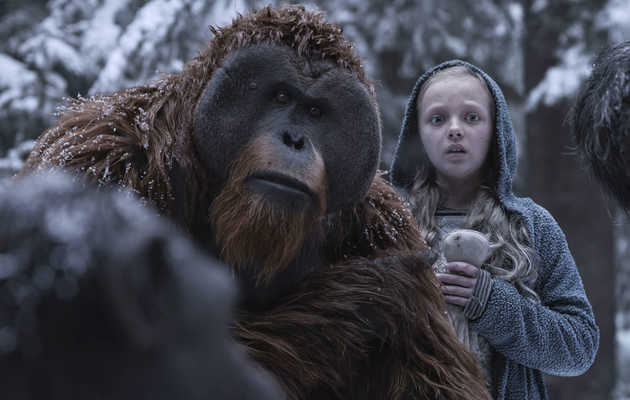 'War For the Planet of the Apes' Writer Explains Why Young Nova Is the Key to Everything