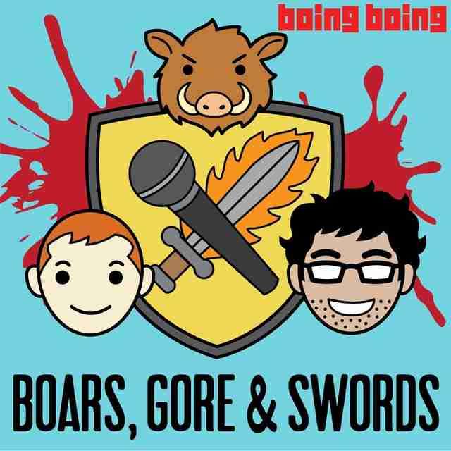 boars gore and swords