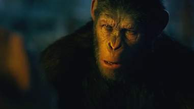 war for planet of the apes ending