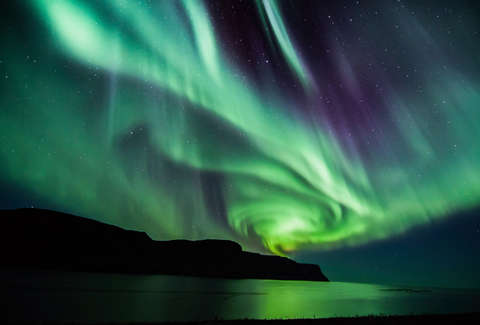 The Northern Lights Will be Visible in the US This Sunday - Thrillist