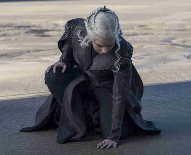 daenerys targaryen season 7 game of thrones