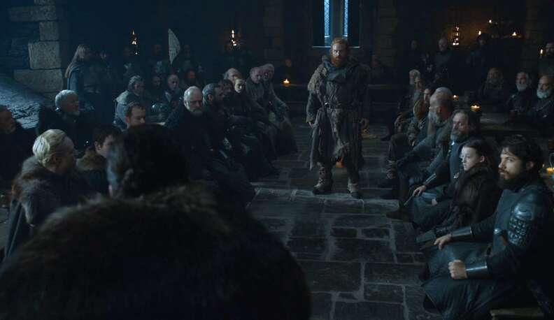 tormund game of thrones season 7 premiere