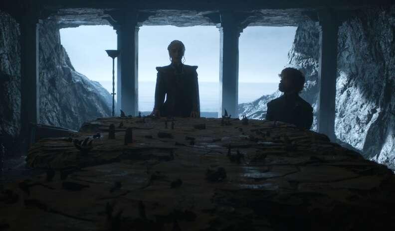dragonstone game of thrones season 7 premiere