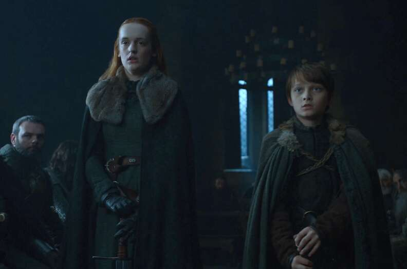 winterfell game of thrones season 7 premiere