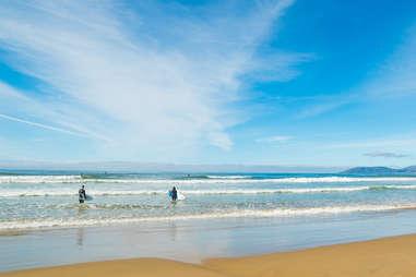 Prismo Beach, California