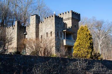 Loveland, Ohio castle