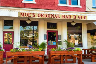 Granville, Oh Moe's Bar B Que