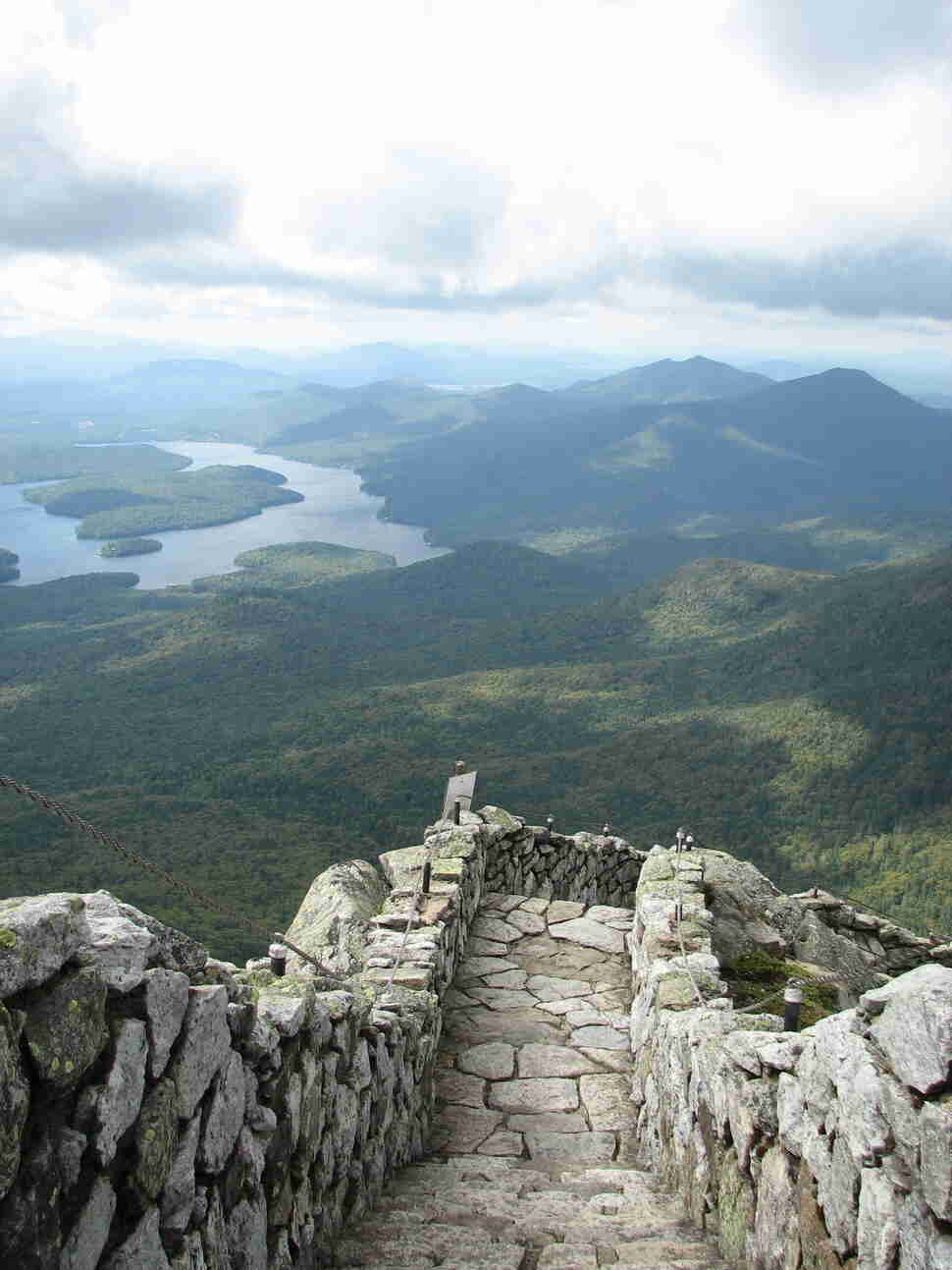 whiteface mountain steps
