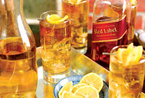 Johnnie Walker Red Label | Supercall