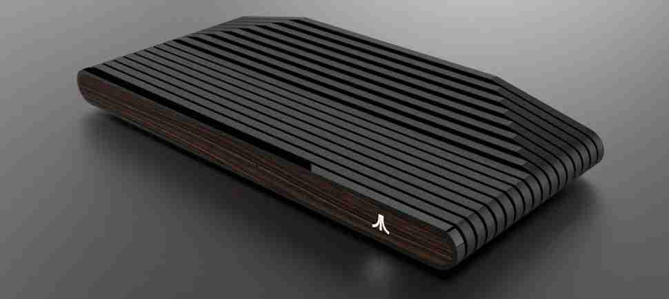 The New Ataribox Is the NES Classic for the Original Atari