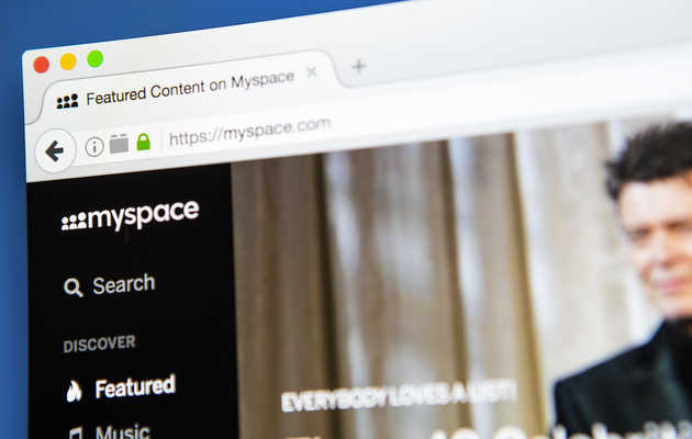 There's a Very Good (and Urgent) Reason to Delete Your Old Myspace Account