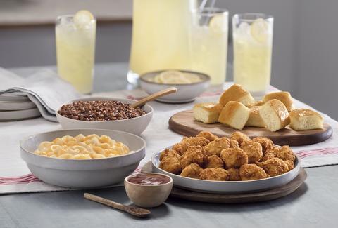 chick-fil-a family meal