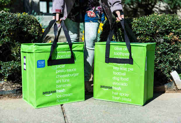 Amazon's Out to Crush Blue Apron With New Pre-Packaged Meal Kits