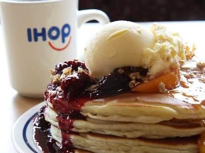 IHOP Pancake Deal