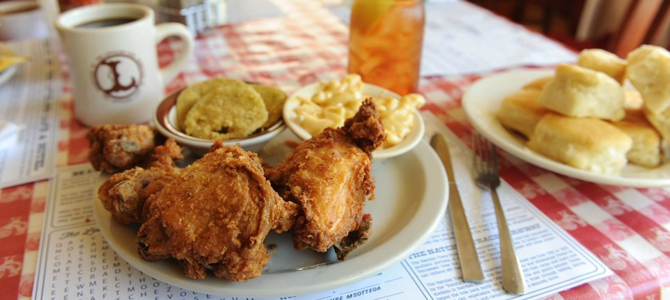 The Best Fried Chicken Spots in Tennessee