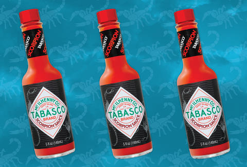 tabasco scorpion sauce
