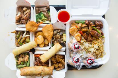 the entire panda express food menu ranked