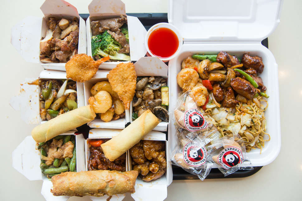 the entire panda express food menu ranked