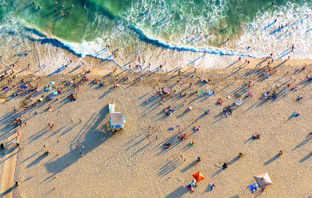 A Definitive Guide to LA's Best Beaches