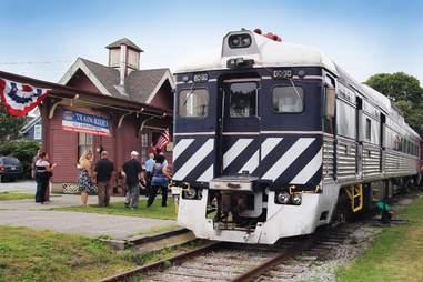 Newport Train