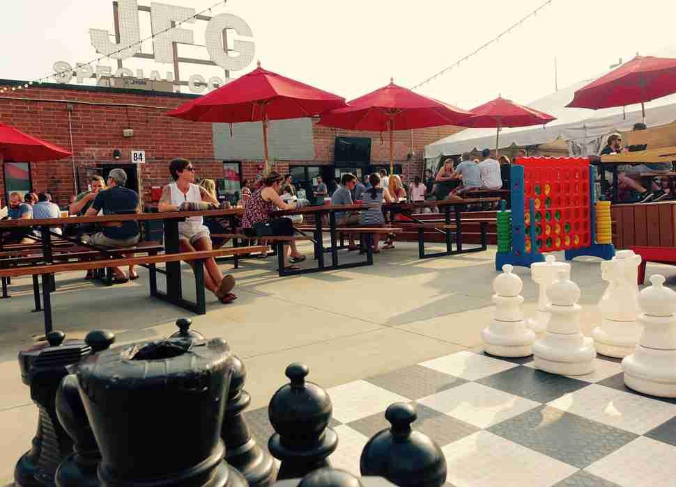VBGB Beer Garden