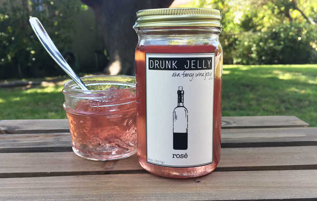 Upgrade Your Summertime PB&Js With This New Rosé Jelly