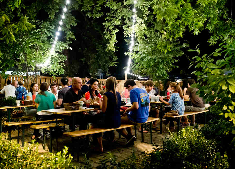 Best Beer Gardens In America To Drink At Today Thrillist