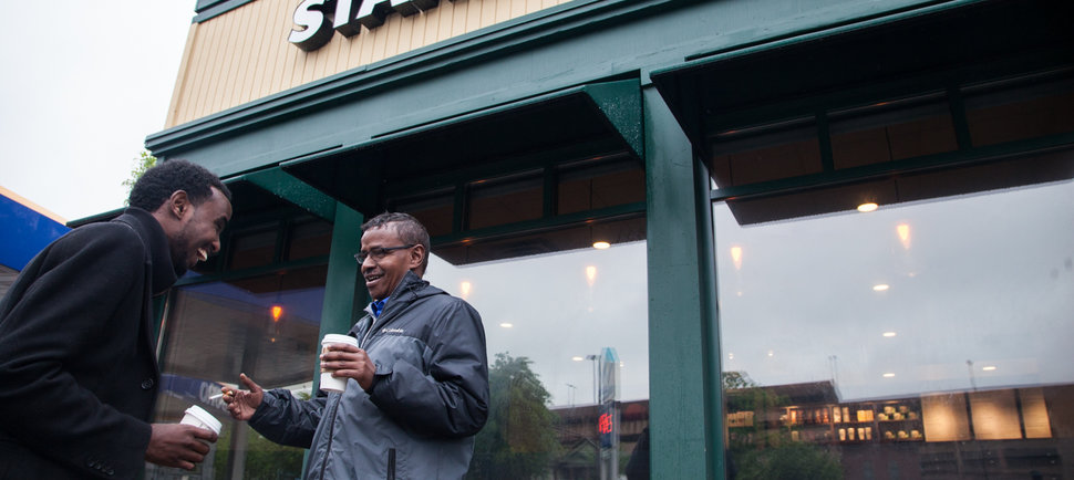 How Minneapolis' Somali Community Adopted America's Most Popular Coffee Shop