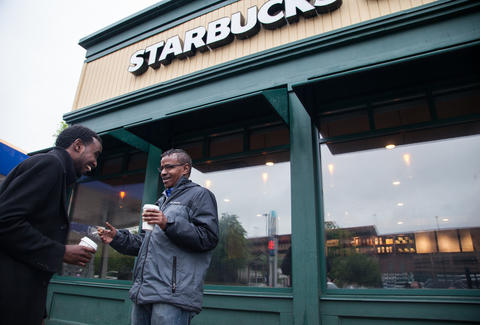 the somali starbucks of minneapolis