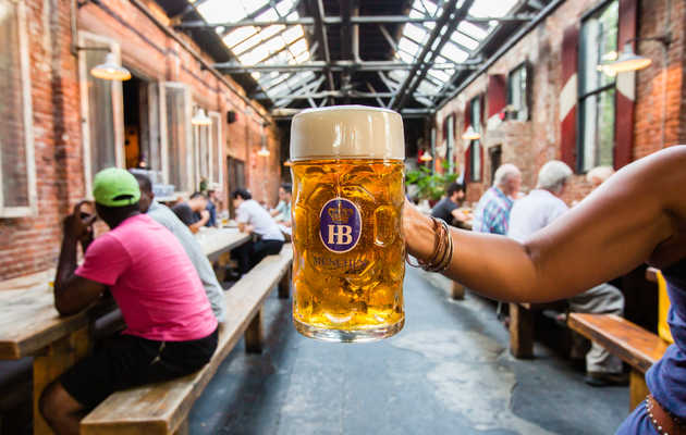 The 21 Best Beer Gardens in America