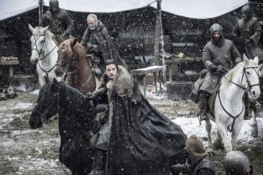 jon snow stormborn season 7 game of thrones