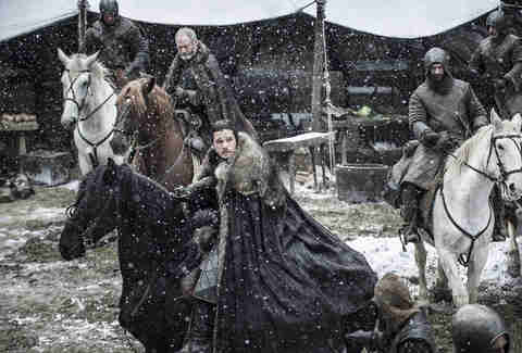 jon snow stormborn season 7 game of thrones