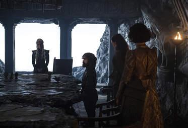 daenerys stormborn season 7 episode 2 game of thrones