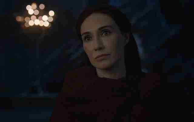 melisandre game of thrones season 7 episode 2