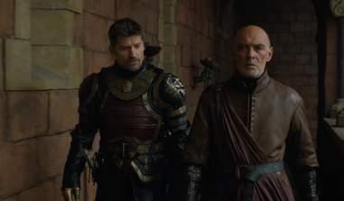 randyll tarley jaime lannister game of thrones season 7