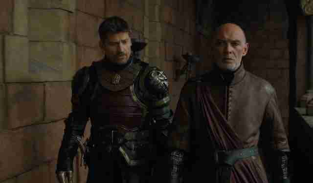 randyll tarley jaime lannister game of thrones season 7