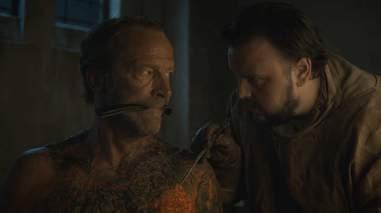 sam jorah greyscale scene game of thrones season 7