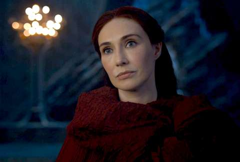 melisandre game of thrones season 7 prophecy