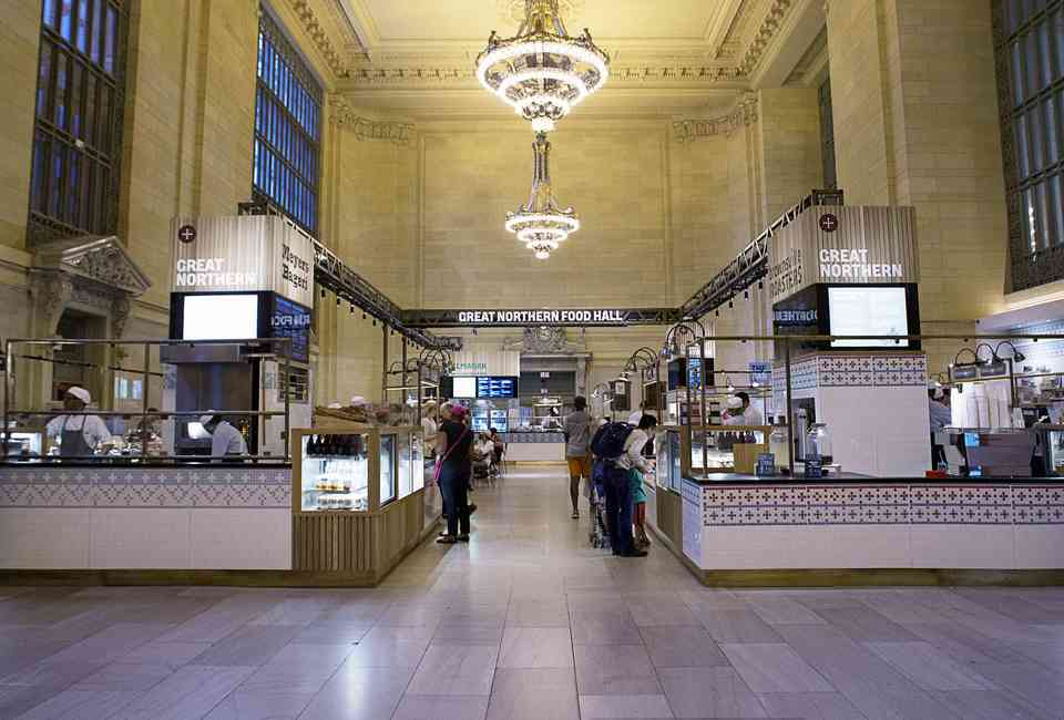 Best Food Halls in NYC: Food Courts and Food Markets Worth Trying