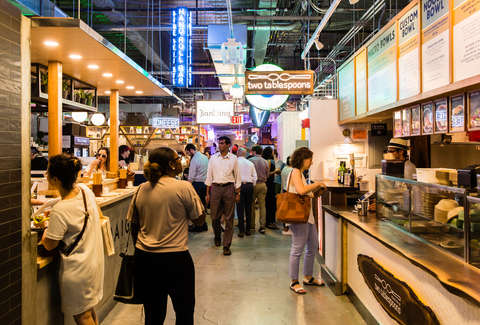 Best Food Halls In Nyc Food Courts And Food Markets Worth Trying