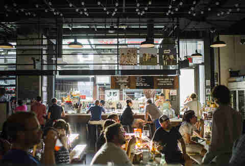 Best Food Halls In Nyc Food Courts And Food Markets Worth