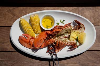 duryea's lobster deck & seafood market
