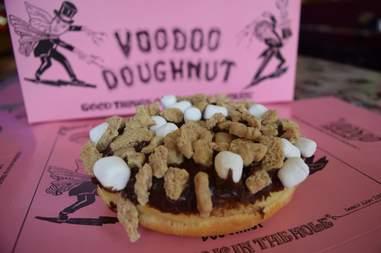Voodoo doughnut austin texas