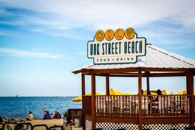 Oak Street Beach Food + Drink