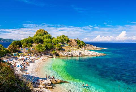 best greek islands to visit for vacation rhodes santorini more
