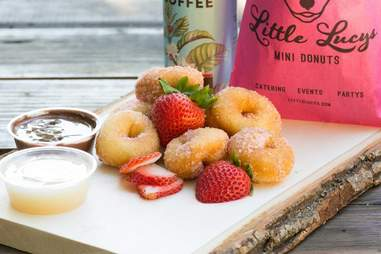 Little Lucy's Mini Donuts