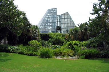 San Antonio botanical gardens