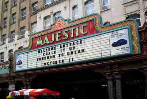 The Majestic Theater San Antonio