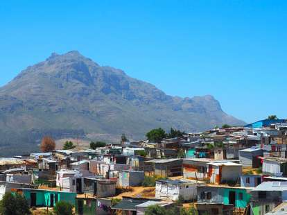 Cape Flats, Cape Town, South Africa